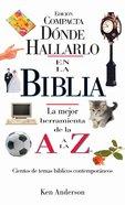 Donde Hallarlo En La Biblia Edicin Compacta eBook