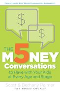 The 5 Money Conversations to Have With Your Kids At Every Age and Stage eAudio