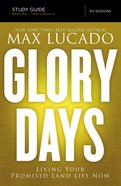 Glory Days Study Guide eBook