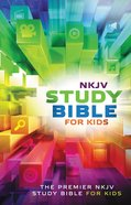 NKJV Study Bible For Kids eBook