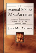 Manual Bblico Macarthur, El eBook