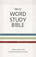 NKJV Word Study Bible eBook
