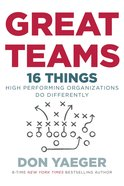 Great Teams eBook