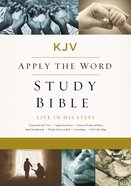 KJV, Apply the Word Study Bible, Ebook, Red Letter Edition eBook