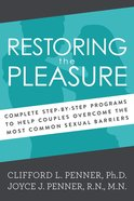 Restoring the Pleasure eBook