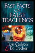 Fast Facts on False Teachings eBook