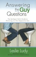 Answering the Guy Questions eBook