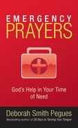Emergency Prayers eBook