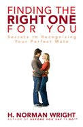 Finding the Right One For You eBook