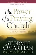 The Power of a Praying Church eBook