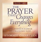 Prayer Cards: The Prayer That Changes Everything eBook