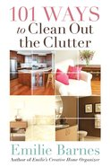 101 Ways to Clean Out the Clutter eBook