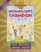 Becoming Gods Champion (Discover For Yourself Bible Studies Series)