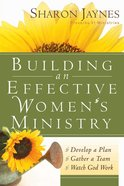 Building An Effective Women's Ministry eBook