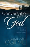 Conversation With God eBook