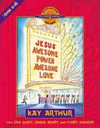 Jesus, Awesome Power, Awesome Love (Discover For Yourself Bible Studies Series)
