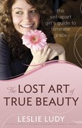 The Lost Art of True Beauty eBook