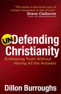 Undefending Christianity eBook