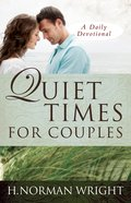 Quiet Times For Couples eBook