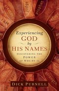 Experiencing God By His Names eBook