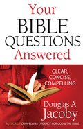 Your Bible Questions Answered eBook