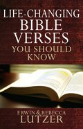 Life-Changing Bible Verses You Should Know eBook