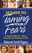 30 Days to Taming Your Fears eBook