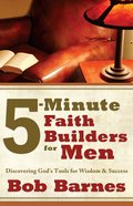5-Min Faith Builders For Men eBook