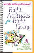 Right Attitude For Right Living eBook