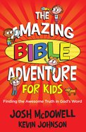 The Amazing Bible Adventure For Kids eBook