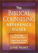 The Biblical Counseling Reference Guide eBook