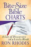 Bite-Sized Bible Charts eBook