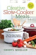 Creative Slow-Cooker Meals eBook