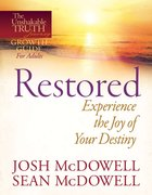 Unshakable Truth Journey: Restored (Growth Guide) eBook