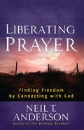 Liberating Prayer eBook