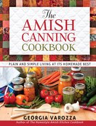 The Amish Canning Cookbook eBook