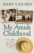 My Amish Childhood eBook