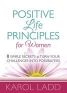 Positive Life Principles For Women eBook