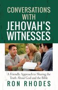 Conversations With Jehovah's Witnesses eBook