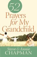 52 Prayers For My Grandchild eBook