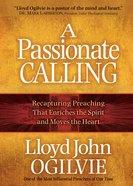 A Passionate Calling eBook