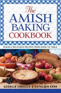 The Amish Baking Cookbook eBook