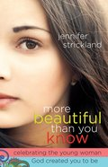More Beautiful Than You Know eBook