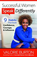 Successful Women Speak Differently eBook