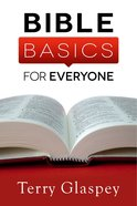 Bible Basics For Everyone eBook