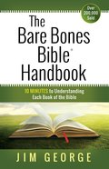 The Bare Bones Bible? Handbook eBook