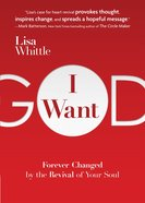 I Want God eBook