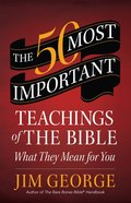 The 50 Most Important Teachings of the Bible eBook