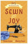 Sewn With Joy (#03 in The Pinecraft Pie Shop Series) eBook