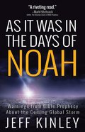 As It Was in the Days of Noah eBook